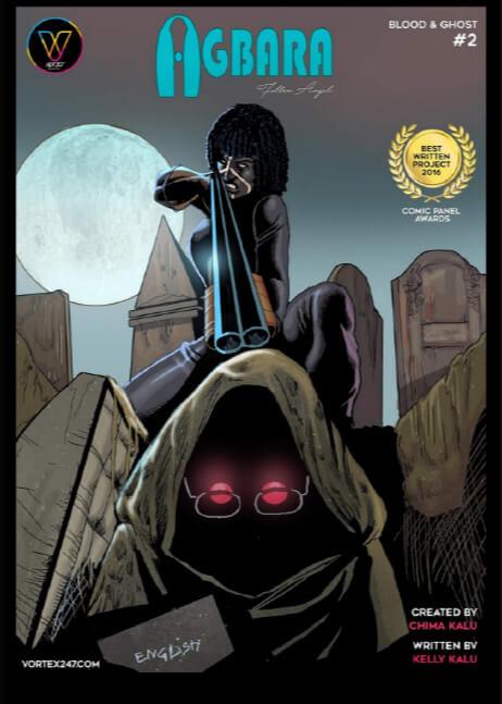 Agbara #2: Blood & Ghost