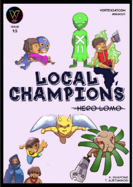 Local Champions  #1.5 – Reboot