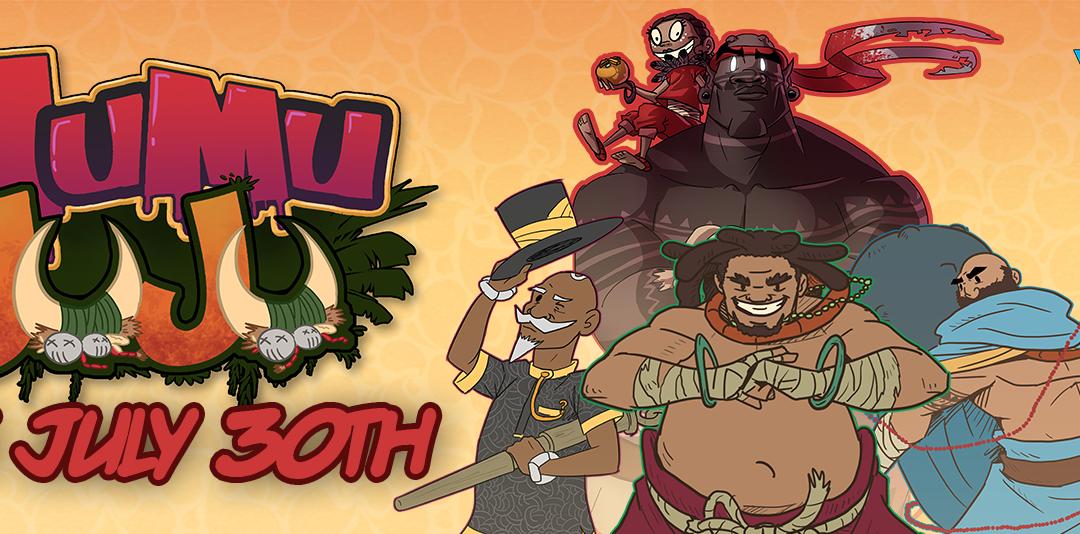 Mumu Juju – Building a New Africa Through Friendship and Comedy