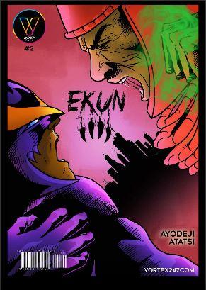 Ekun #2 – Perfect Puppet